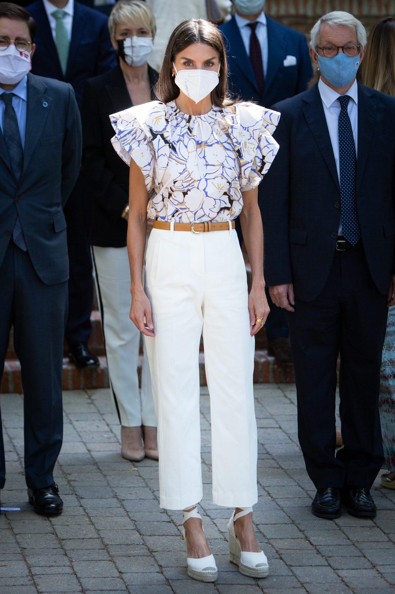 Reina Letizia, España