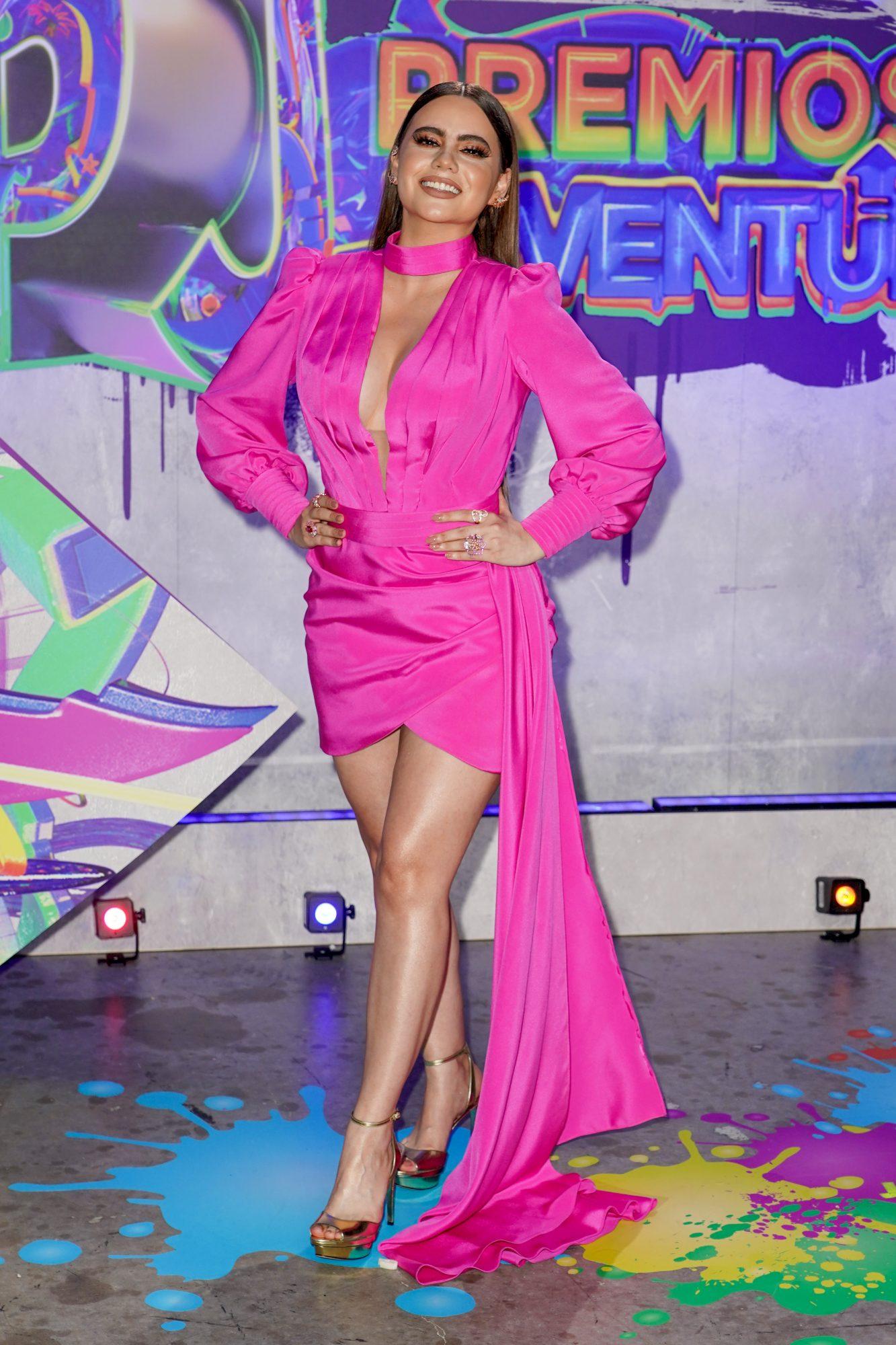 Ingrid Contreras Premios Juventud