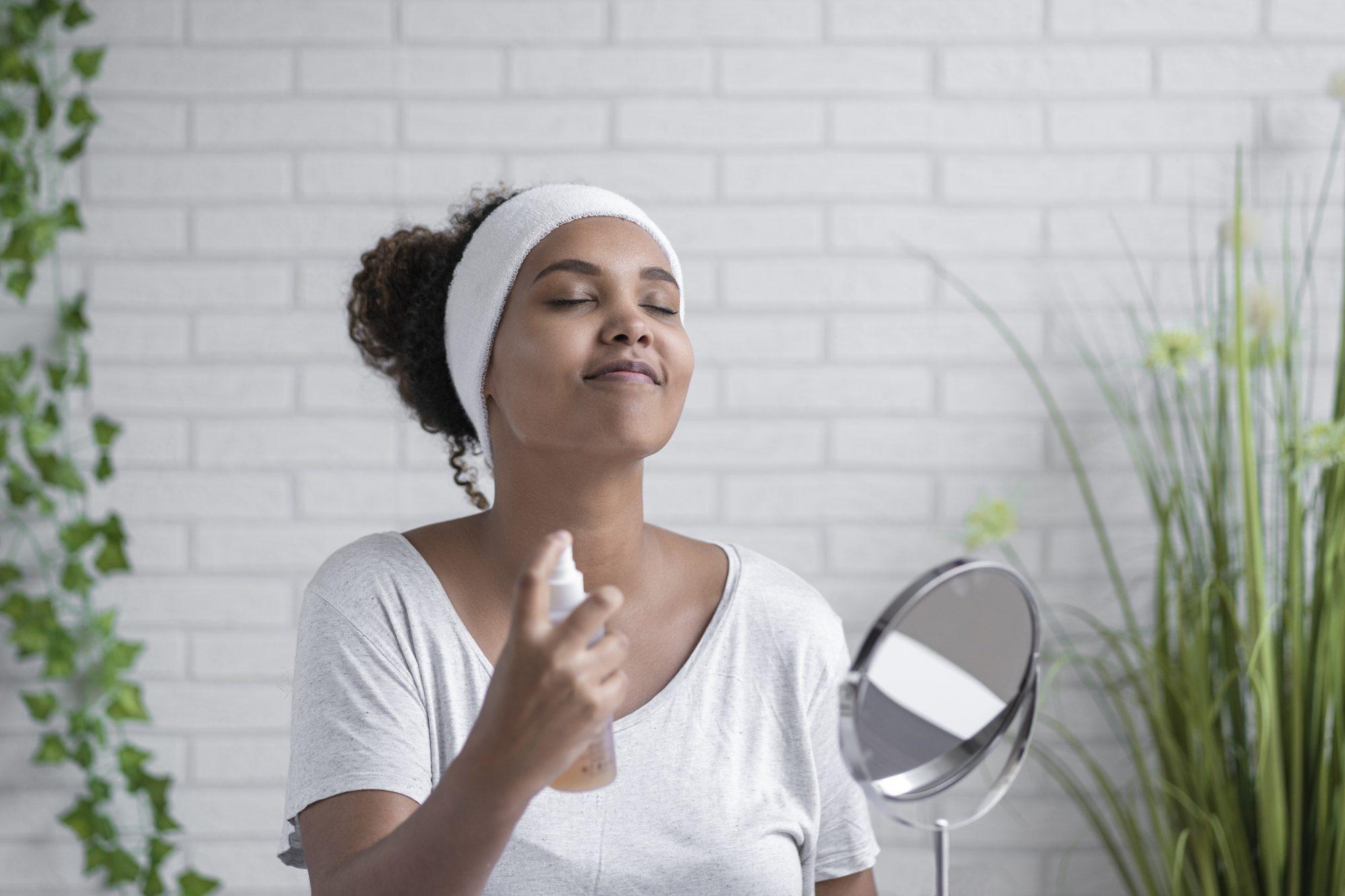 setting spray fijador maquillaje