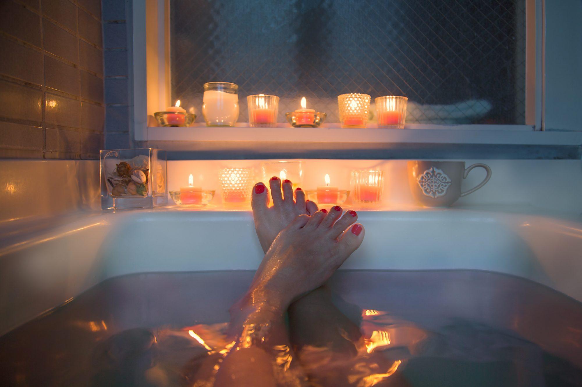 Take a Relaxing Bath