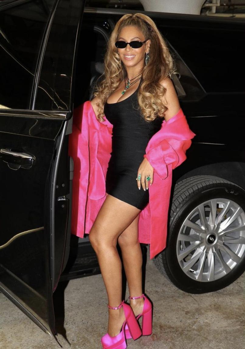 Look del día, Beyonce