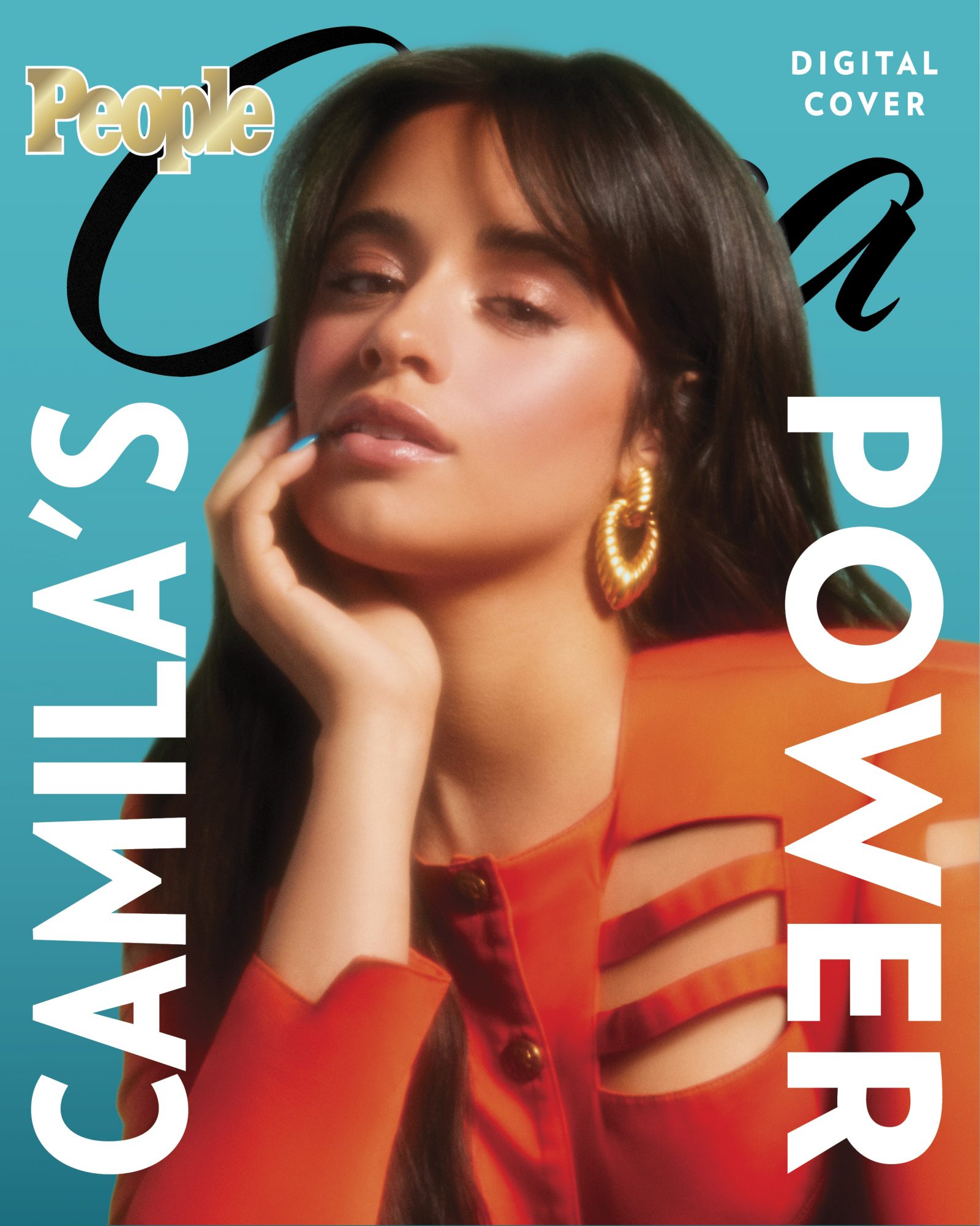 Camila Cabello digital cover CHICA