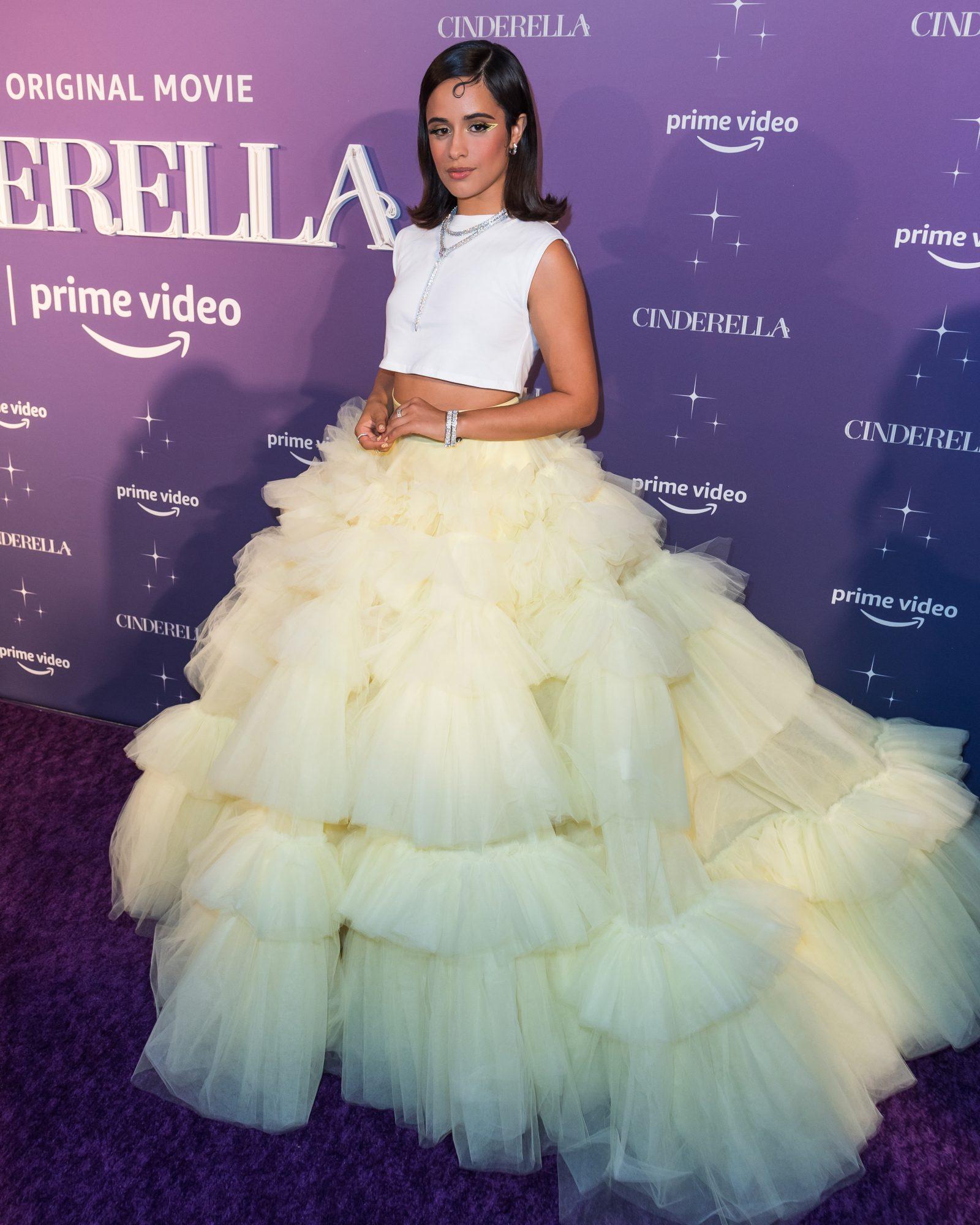 Camila Cabello, look del día