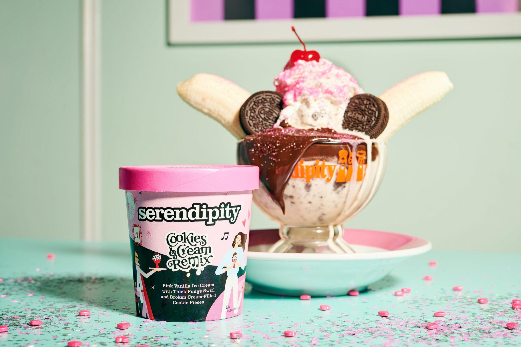 Selena Gomez - Serendipity3 Ice Cream