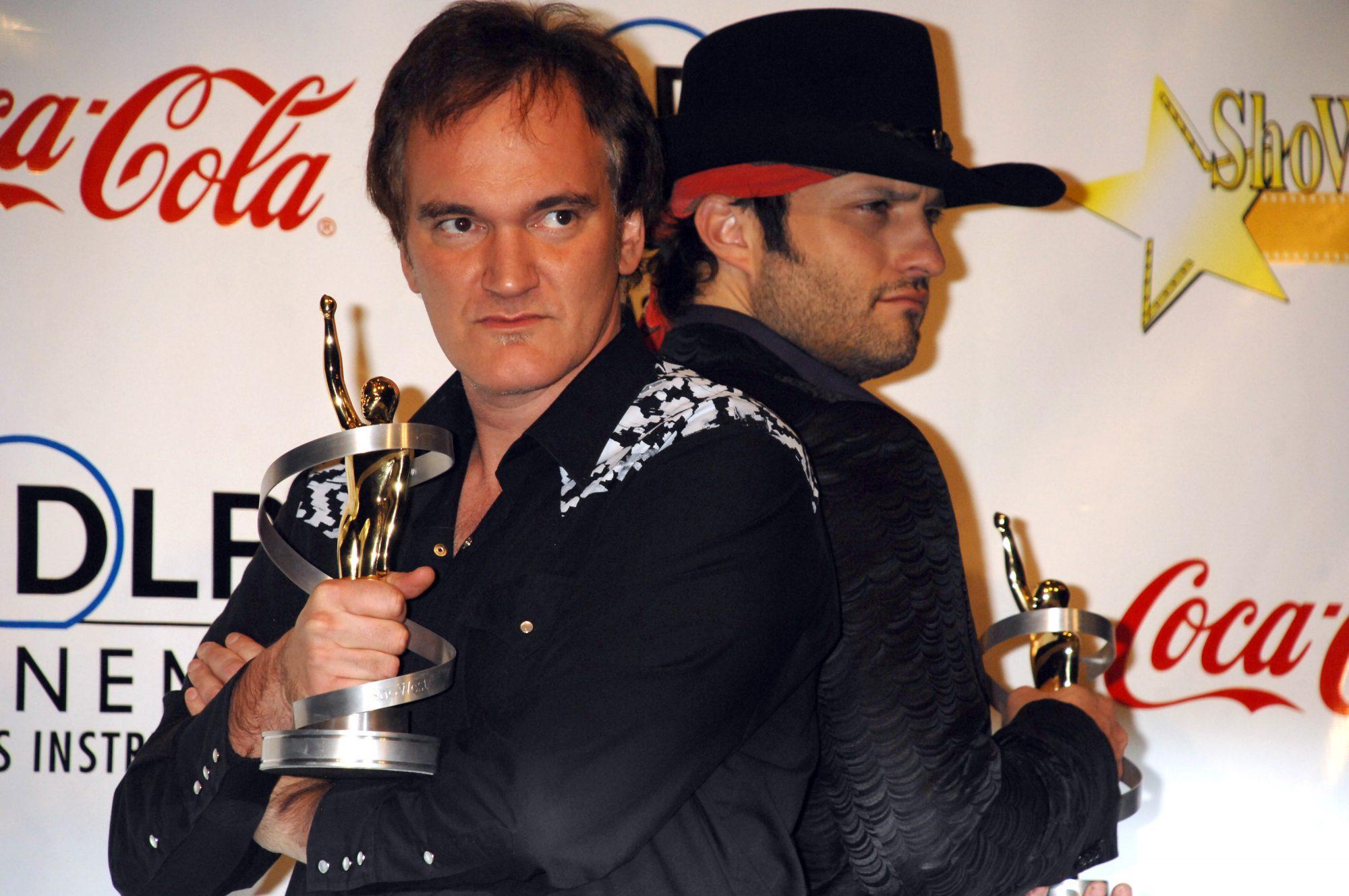 Quentin Tarantino y Robert Rodriguez