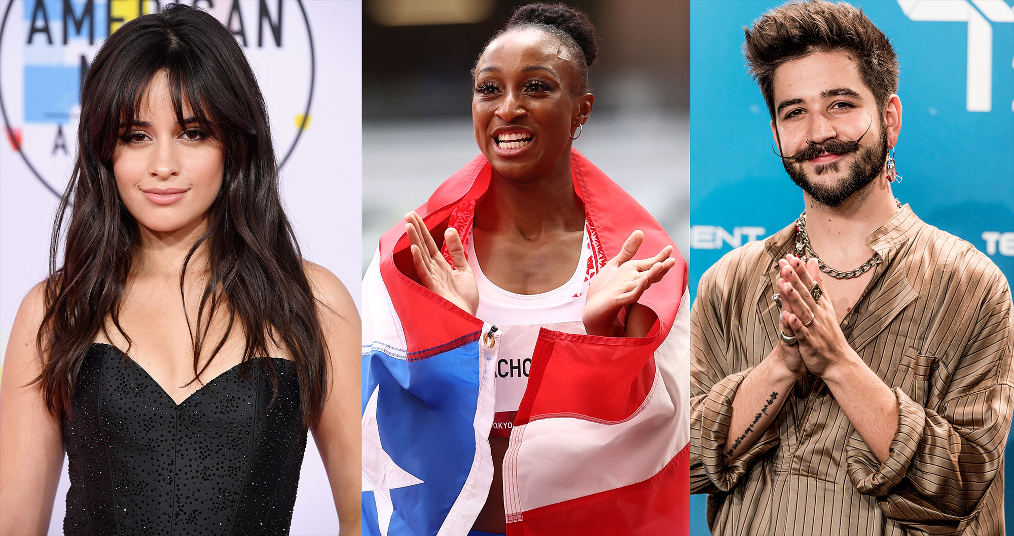 Camila Cabello, Jasmine Camacho, Camilo