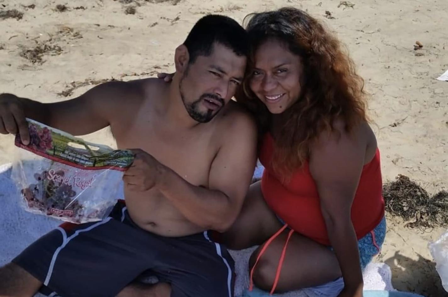 Juan Guizar-Gutierrez y Maricela Honorato