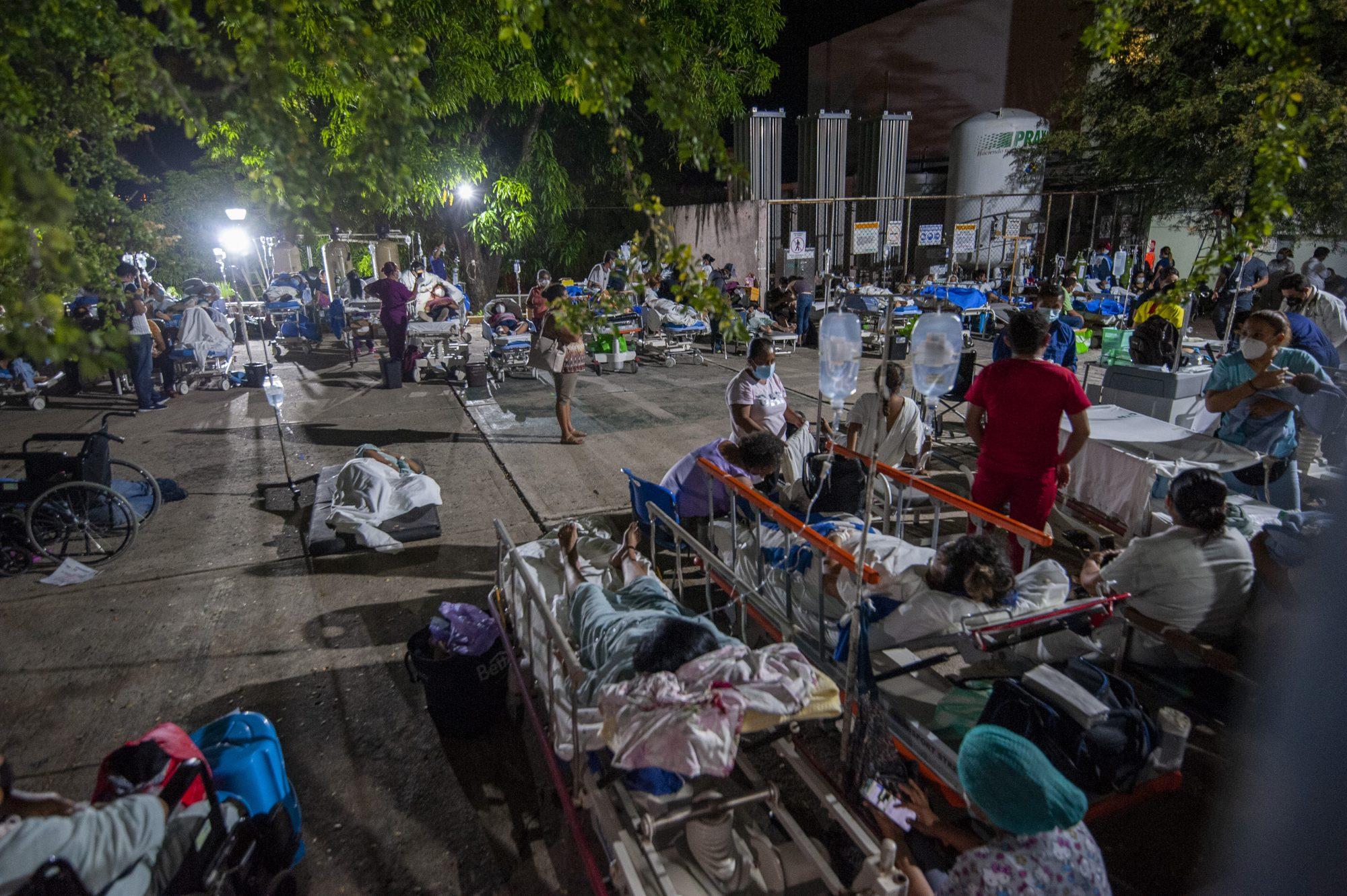 Terremoto de 7.1 grados azota México