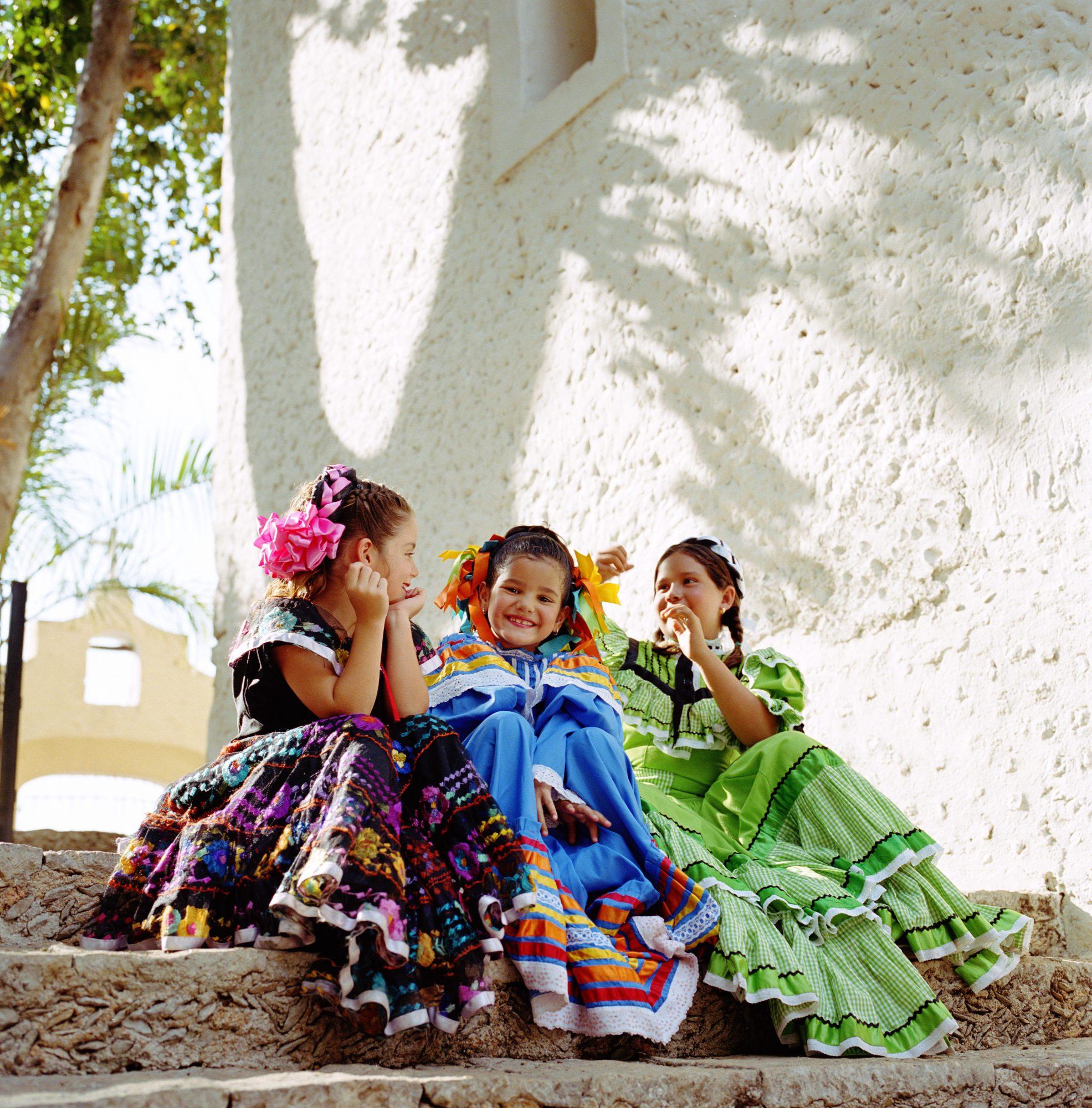Niñas latinas