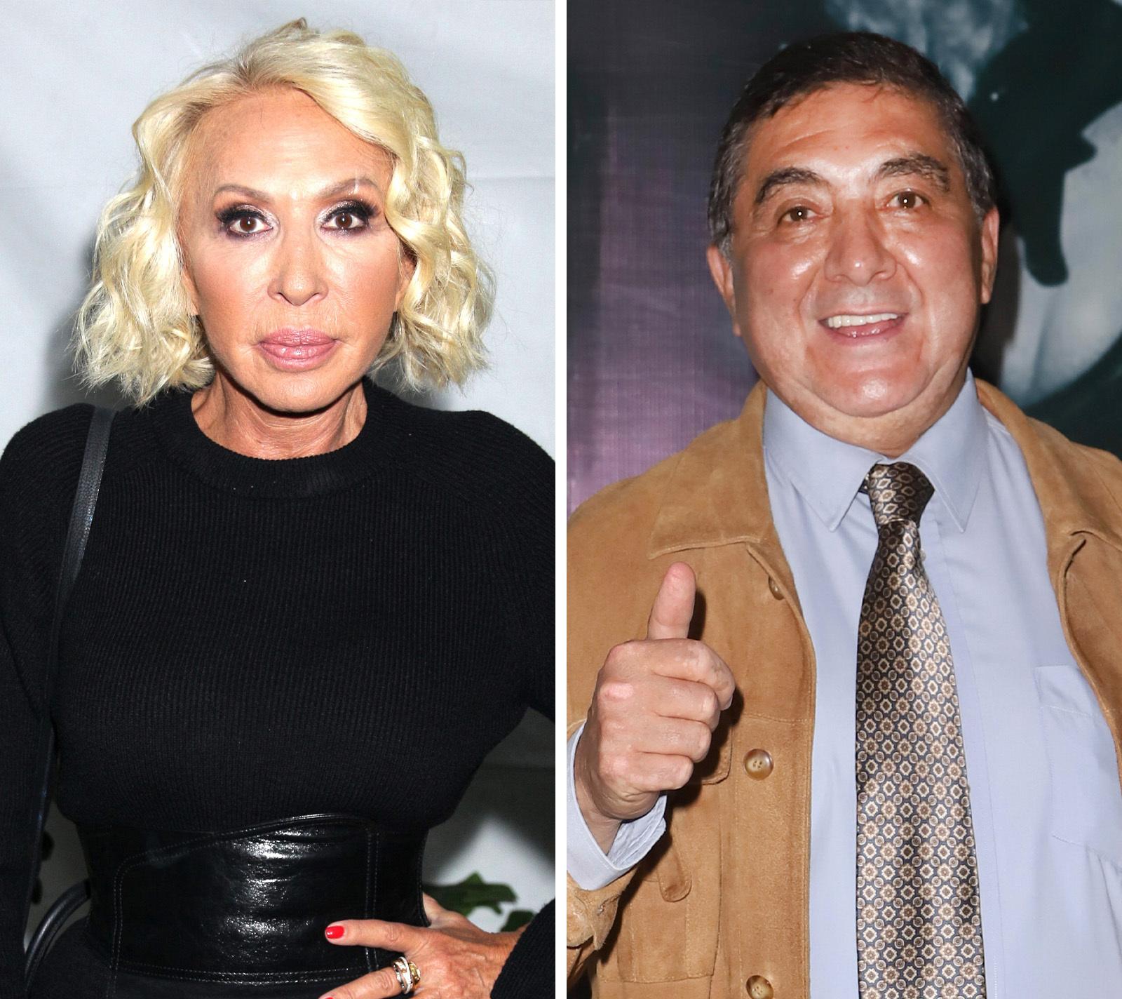 Laura Bozzo y Carlos Bonavides