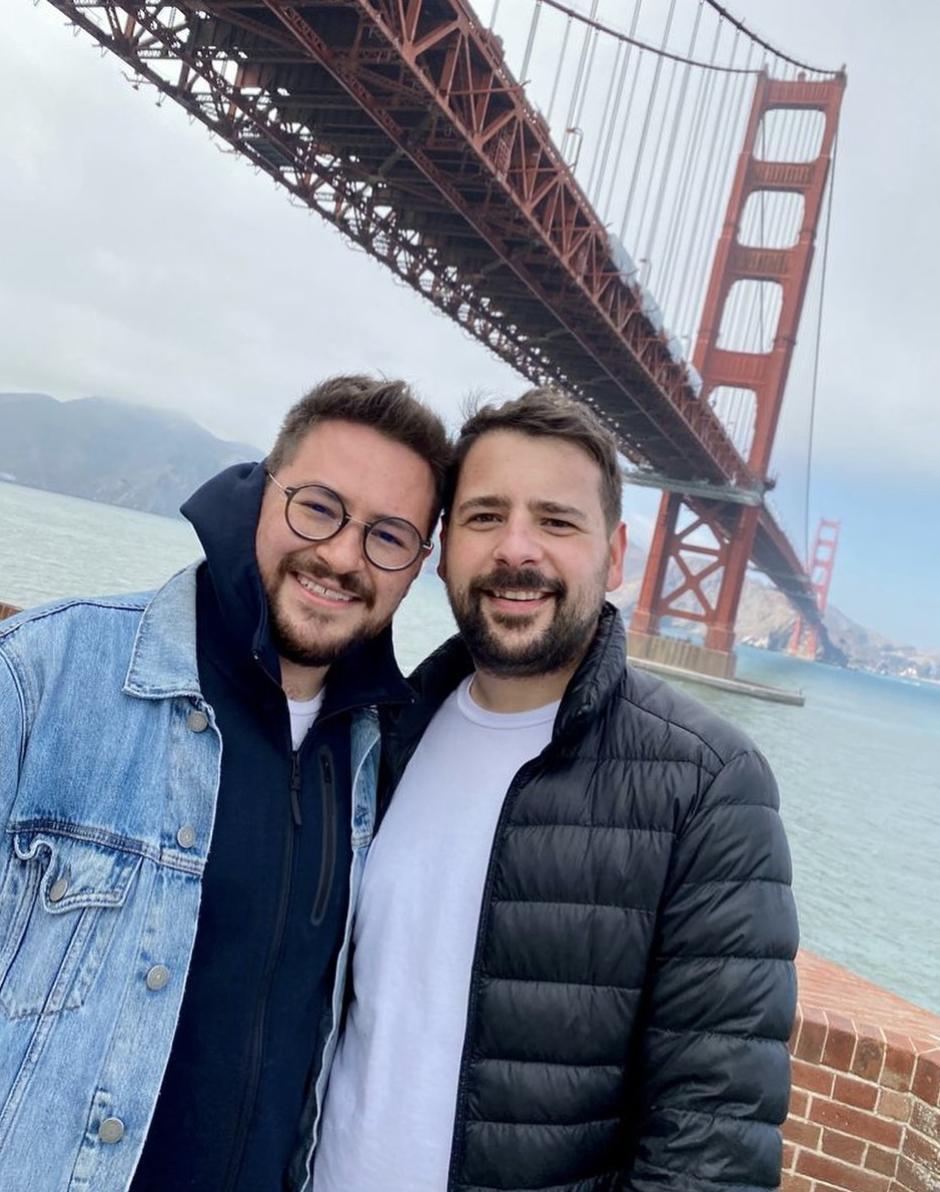 Sergio Guerrero y Ricardo Avilés