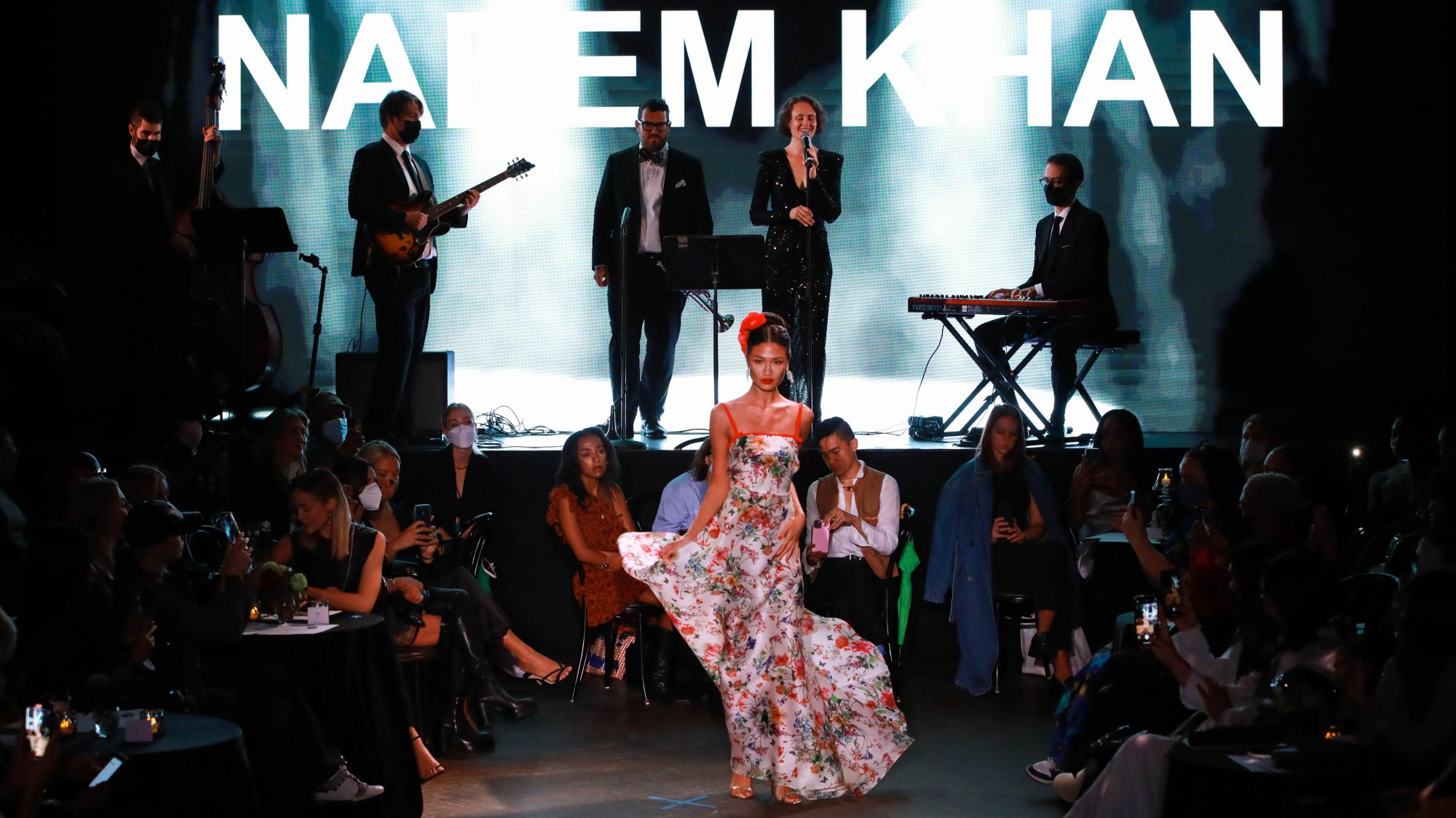 Naeem Khan, desfile de moda, Fashion Week 2021