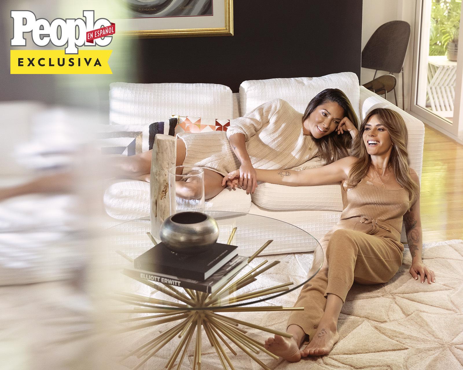 Kany Garcia y Jocelyn Troche - Digital Cover
