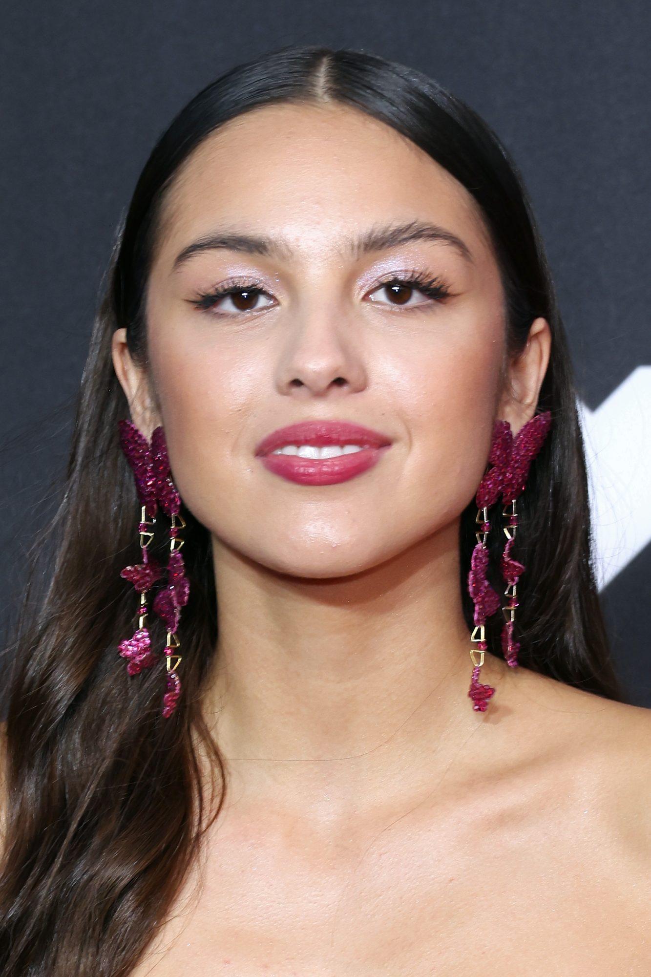 MTV VMA looks del belleza, Olivia Rodrigo