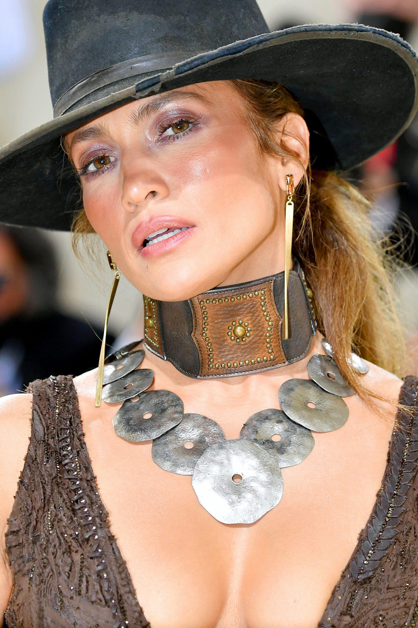Jennifer López Met Gala
