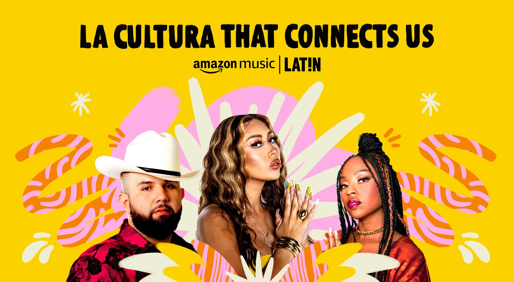 La Cultura that Connects Us amazon