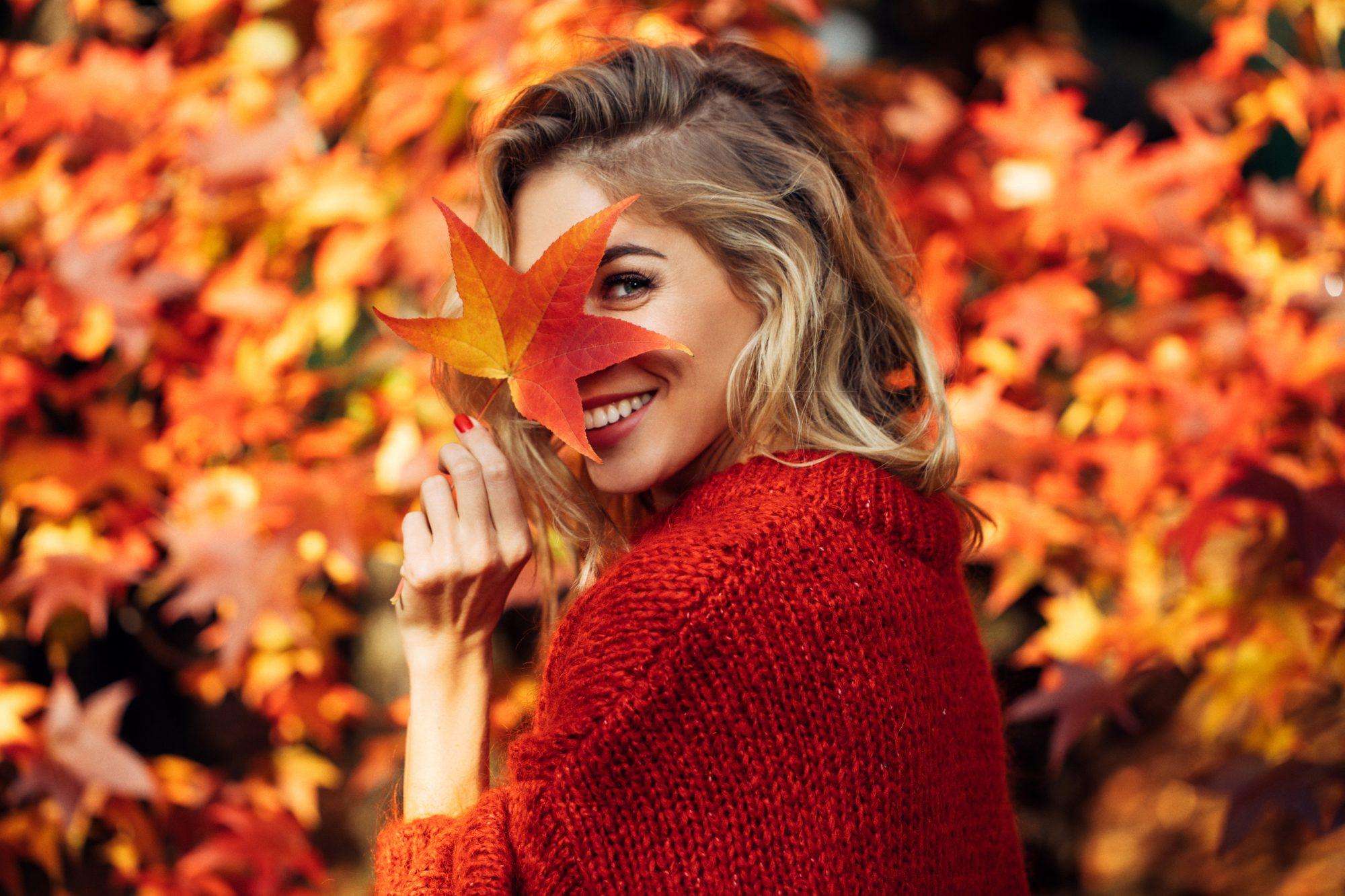Prepara piel productos otoño
