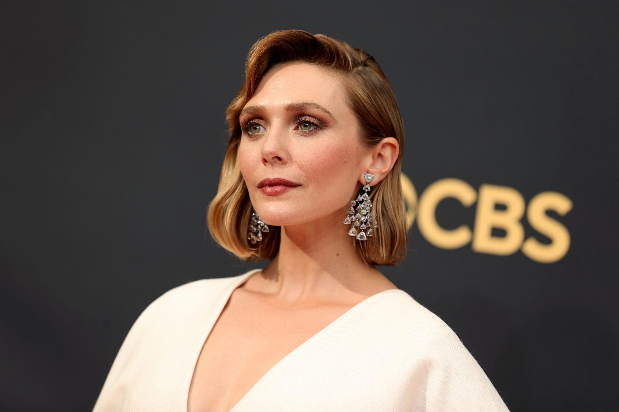 Elizabeth Olsen, Emmys 2021