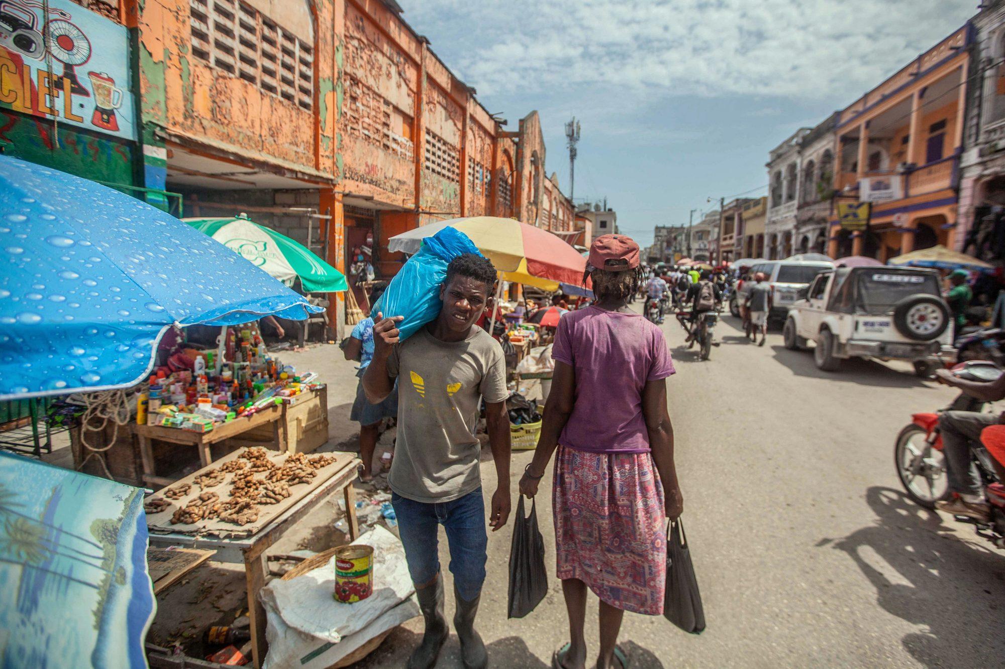 Haiti Immigrants