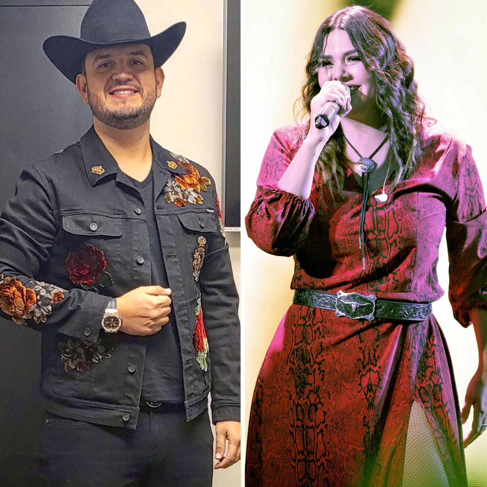 Eden Muñoz y Yuridia