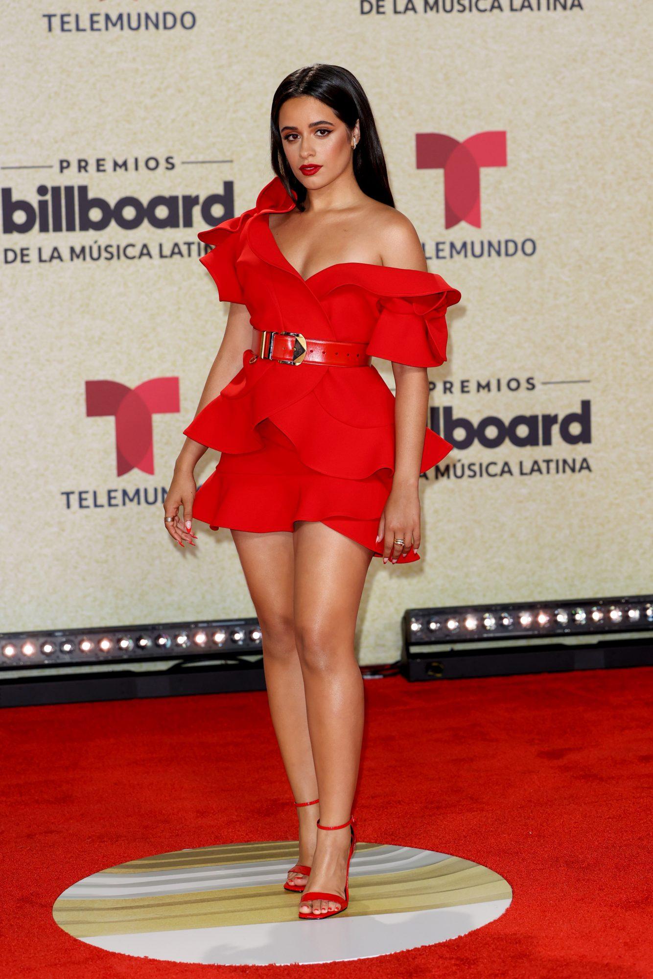 Camila Cabello, Premios billboard 2021