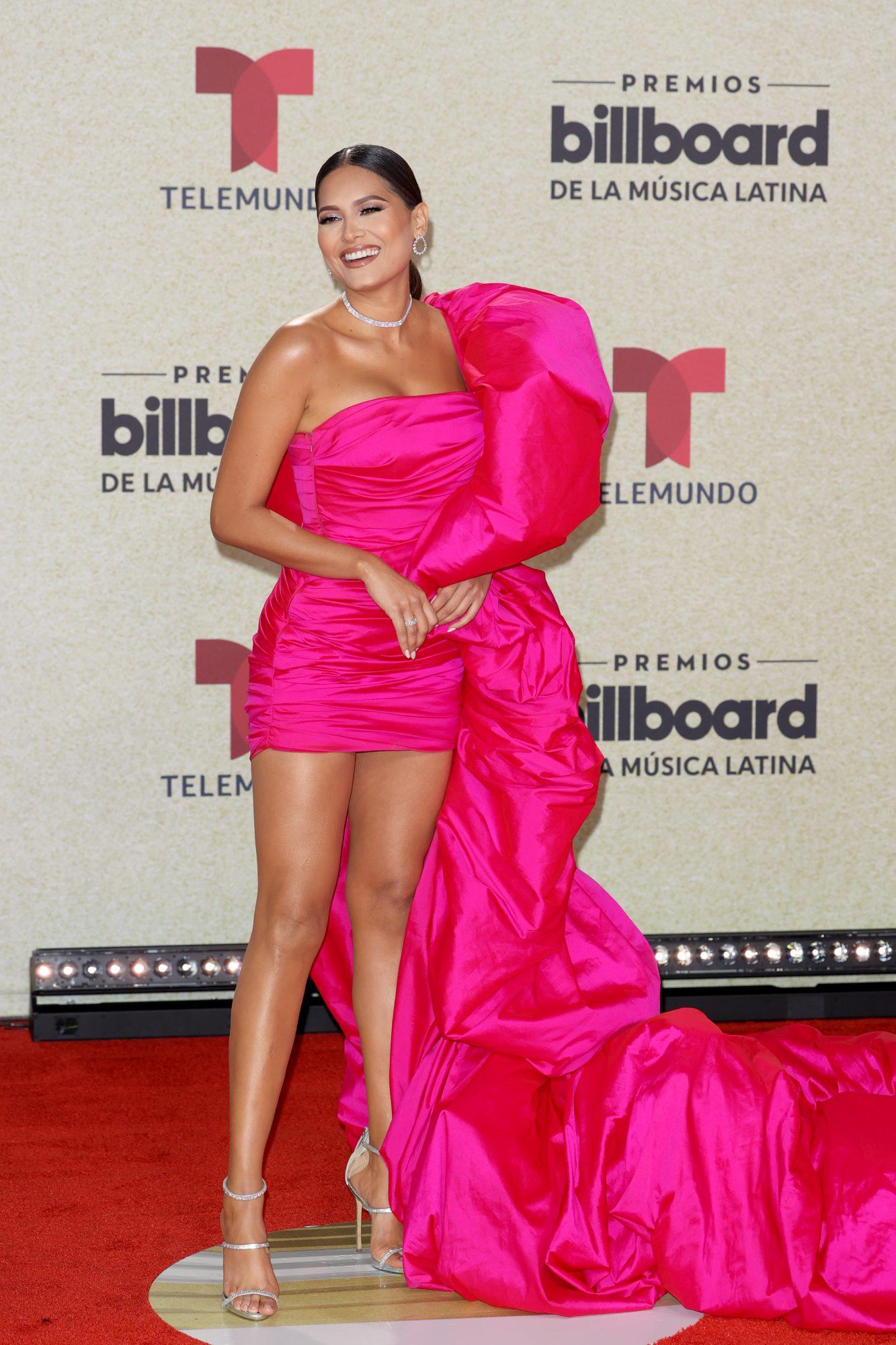 Andrea Meza, Premios Billboard 2021