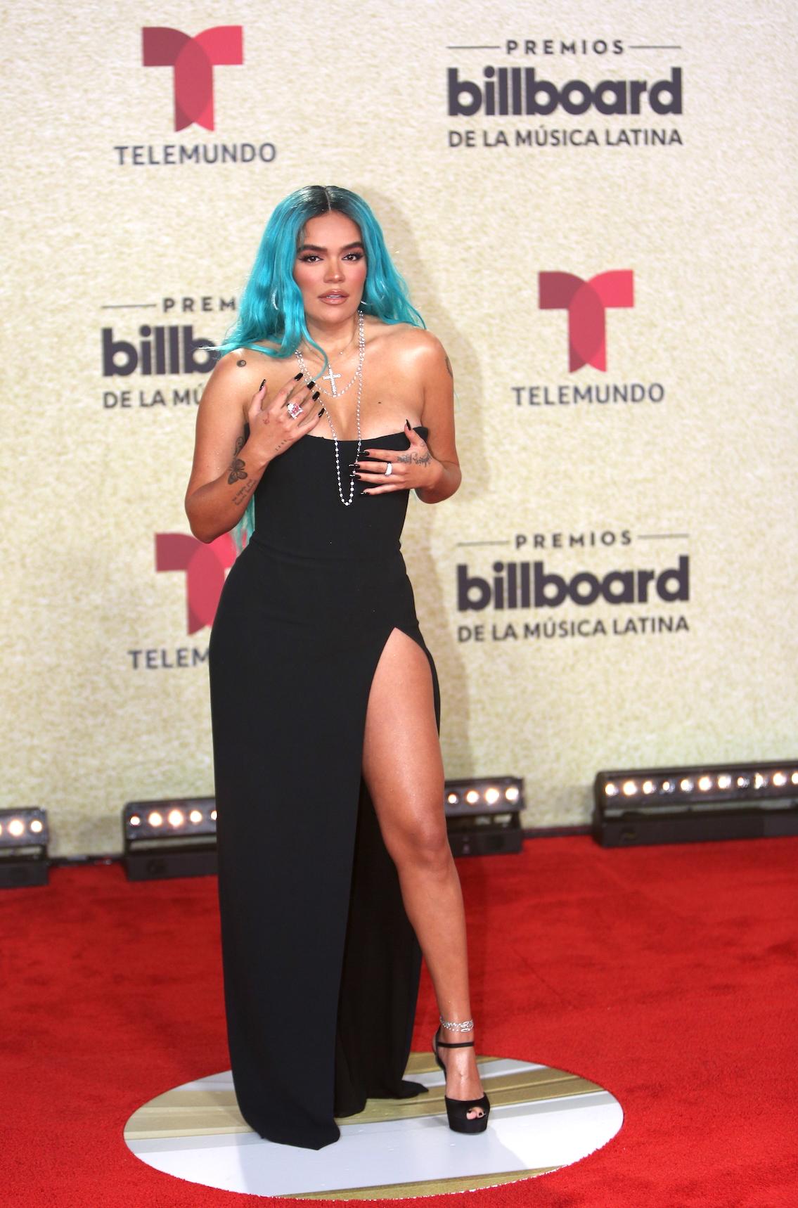 Karol G, premios Billboard 2021