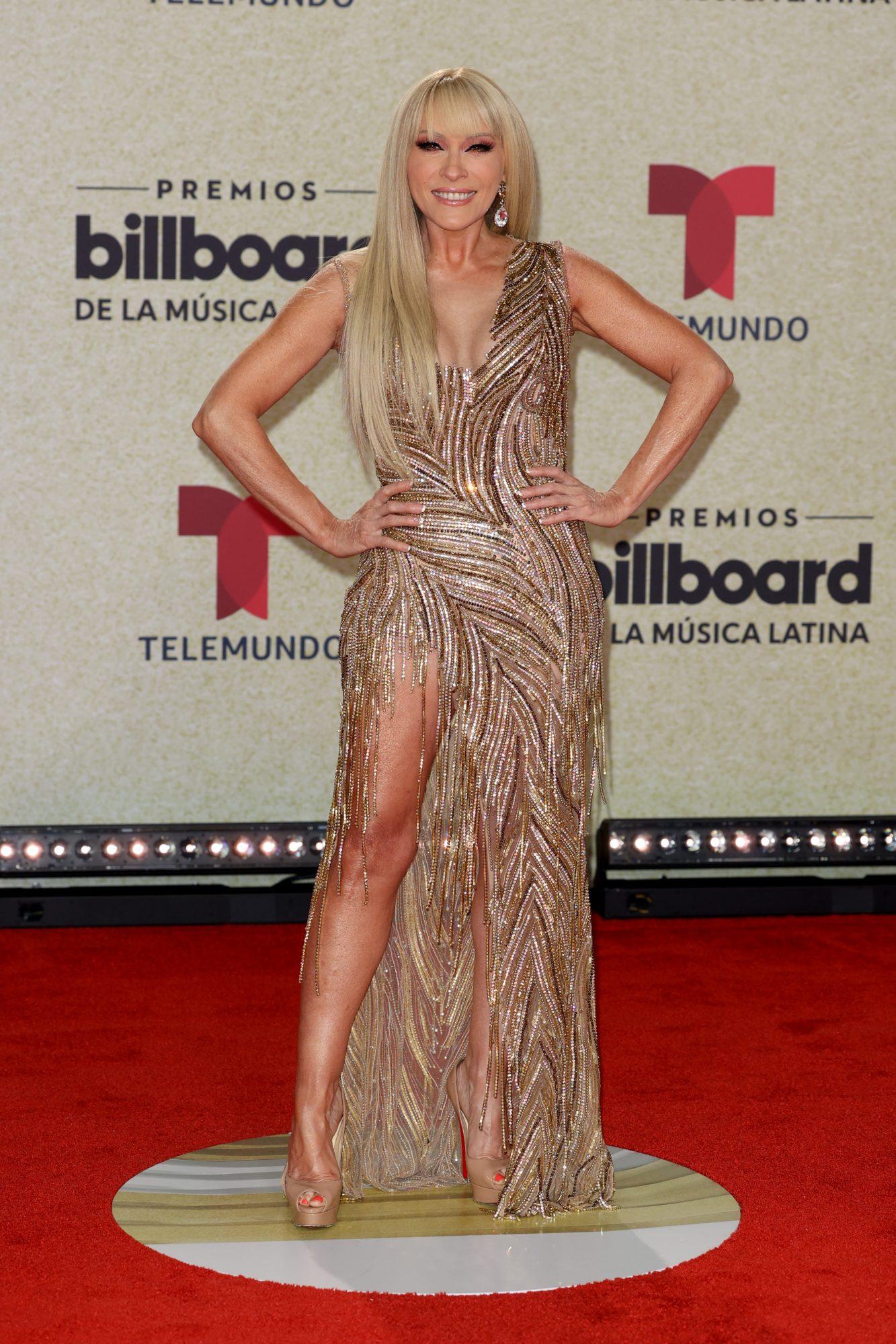Yuri, premios Billboard 2021