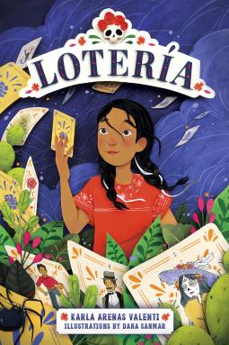 loteria libro Karla Arenas Valenti
