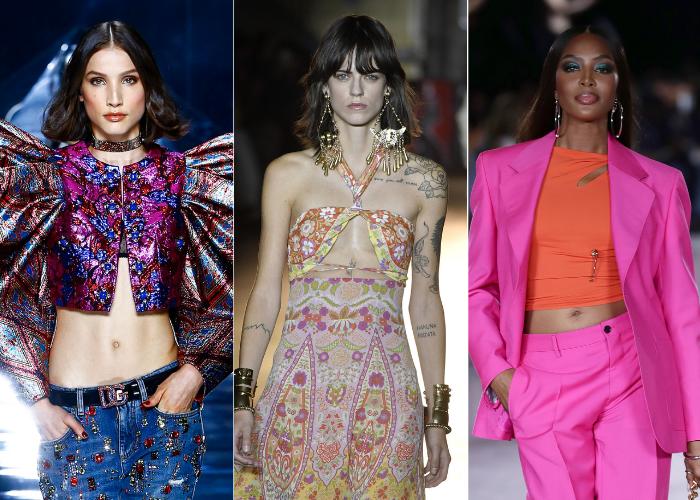 Tendencias semana moda milan 2022