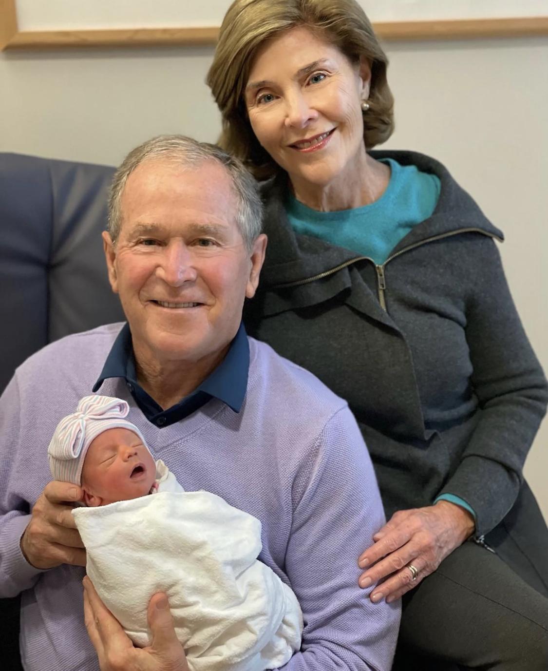 Bush nieta