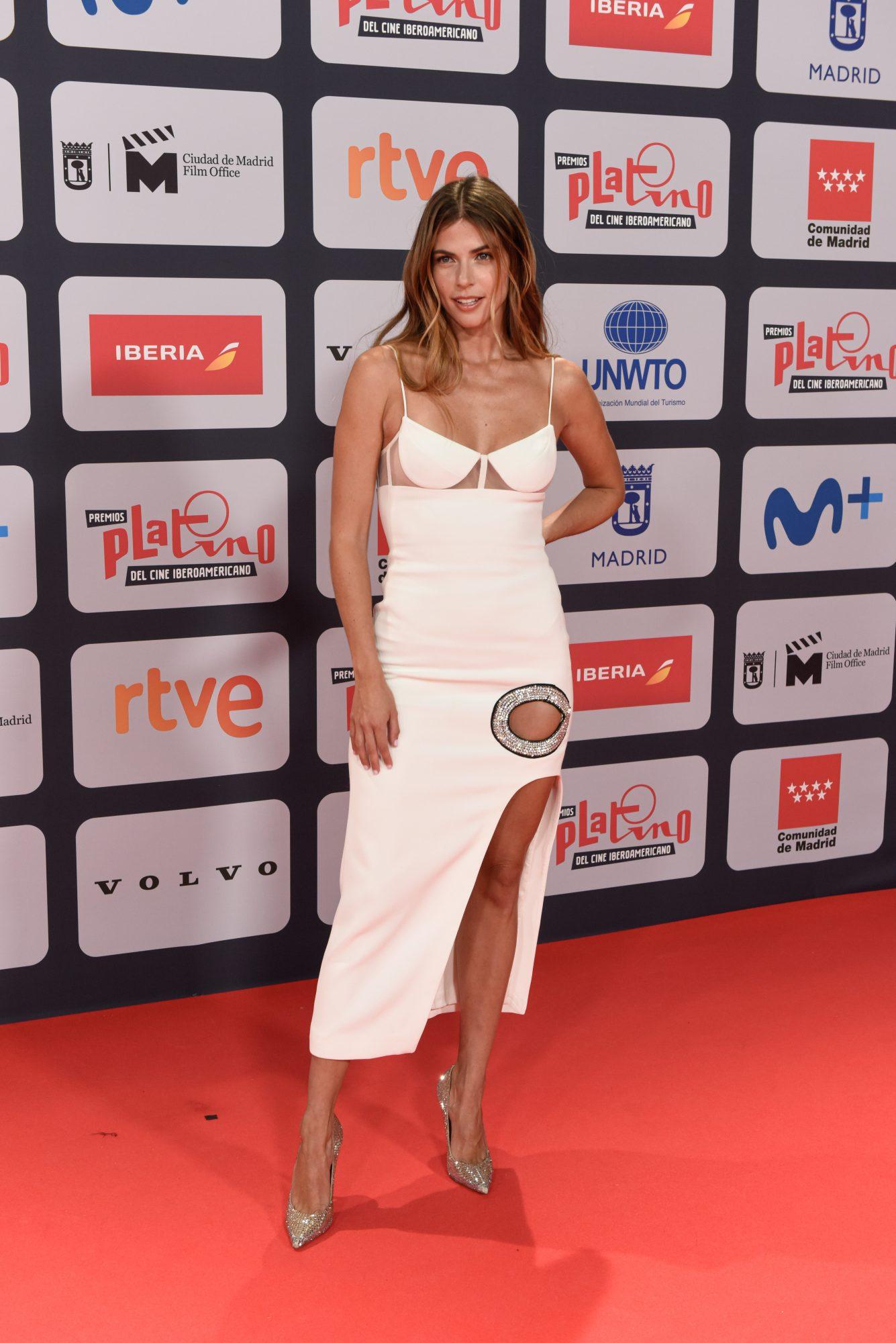 Mejores looks Premios Platino