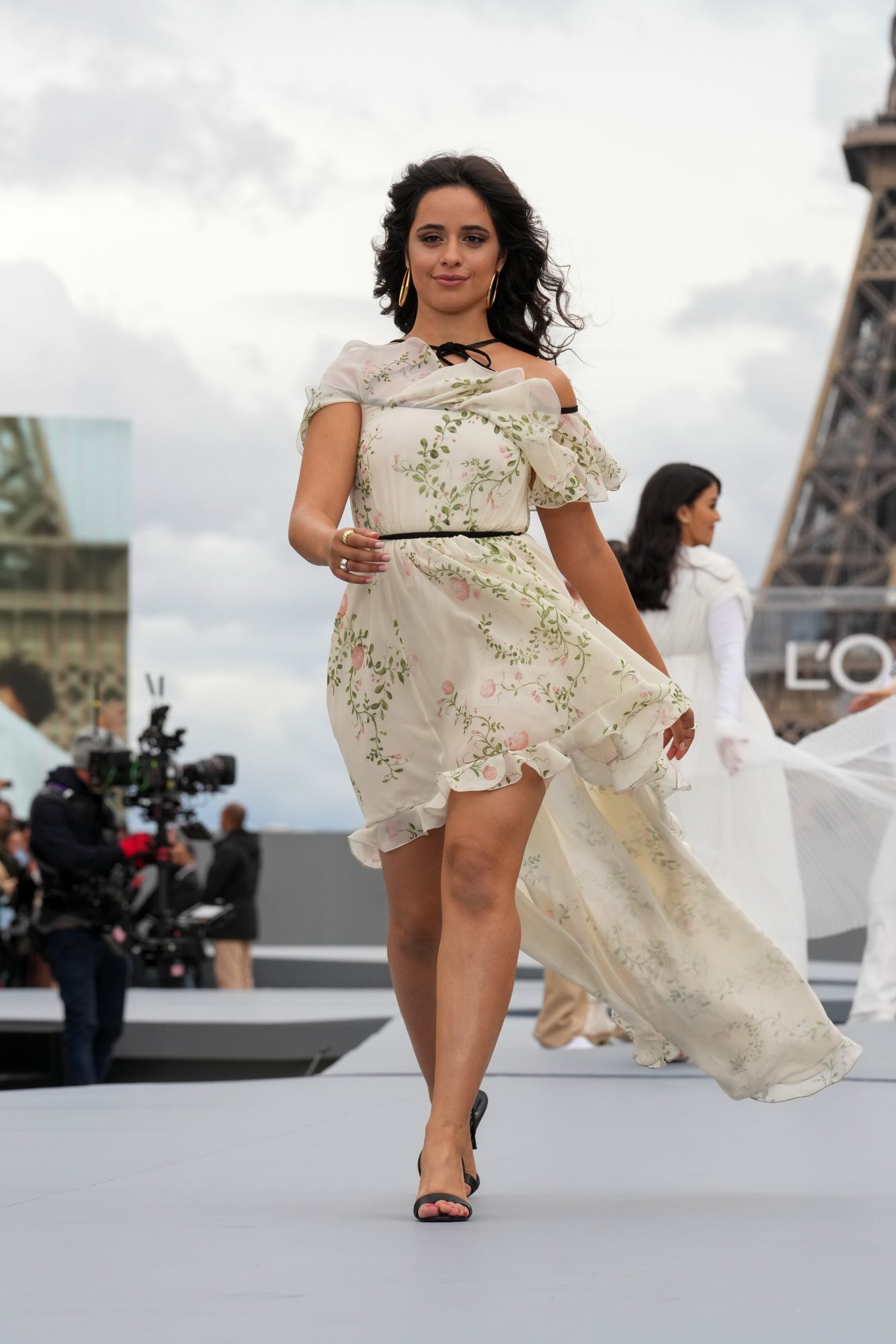 Famosas front row de Paris