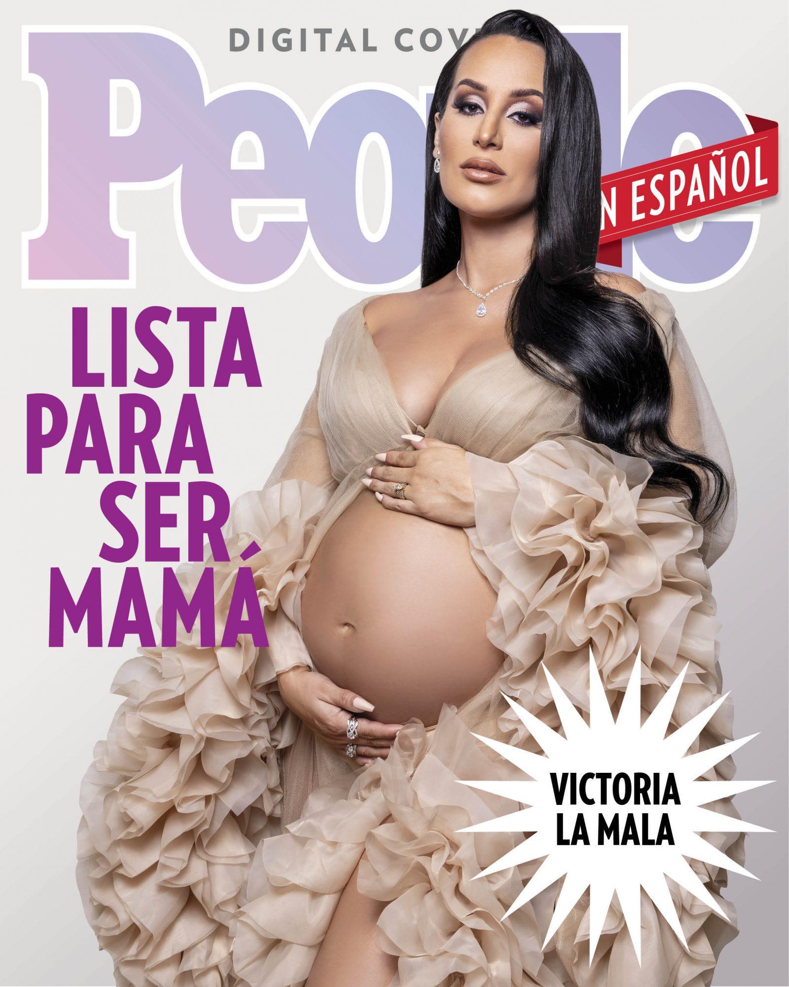 Victoria La Mala y Eriq Patinio Digital Cover