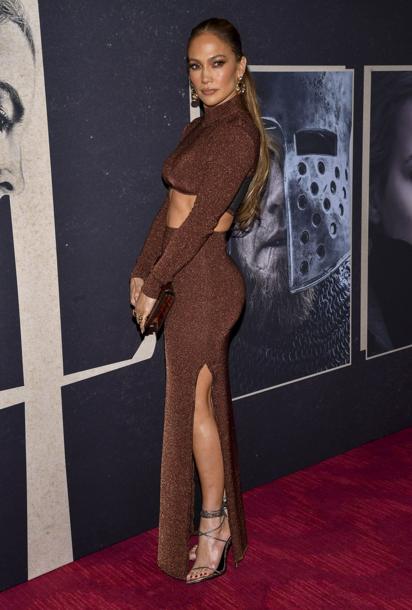 Jennifer Lopez, look del dia