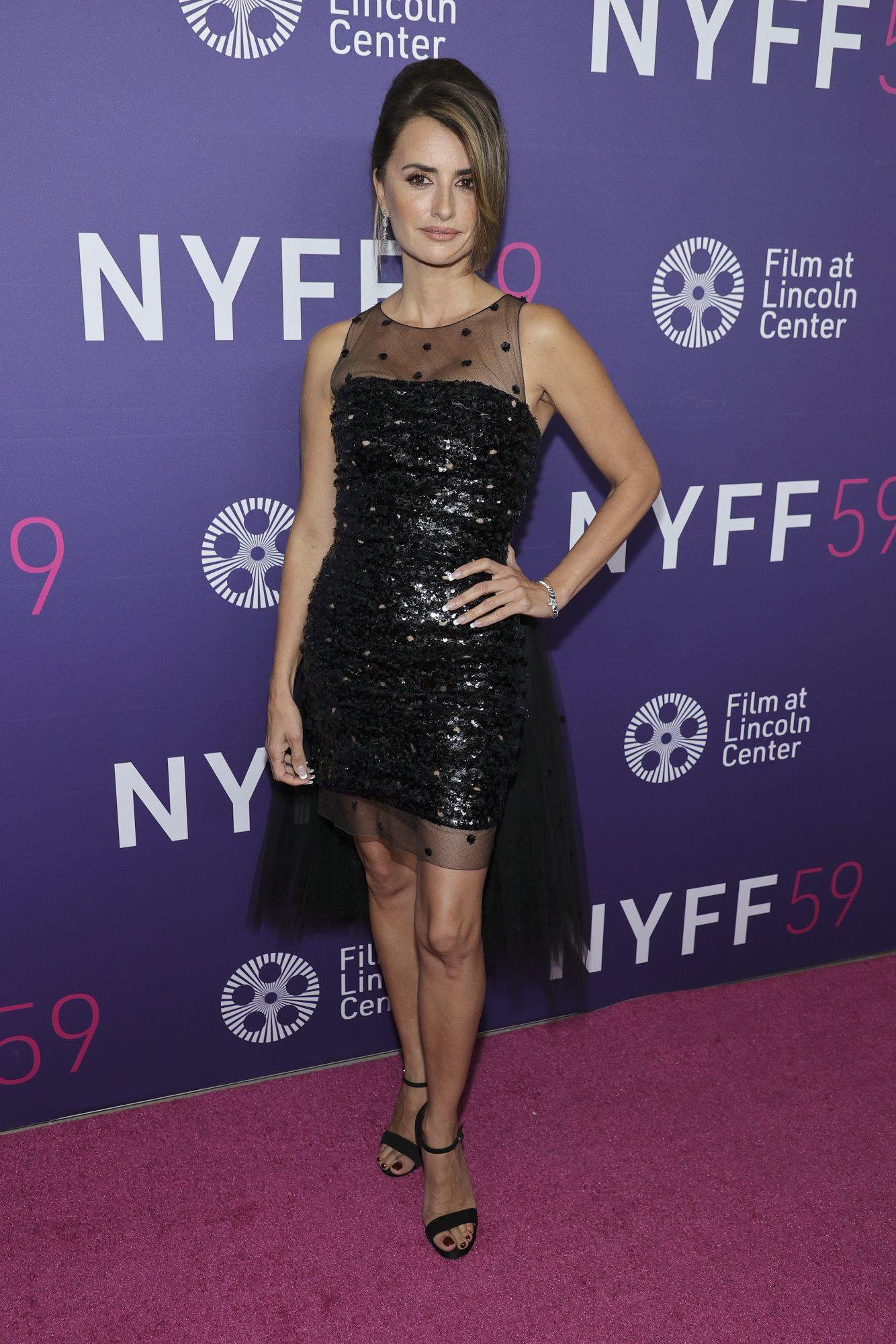Penelope Cruz, look del dia
