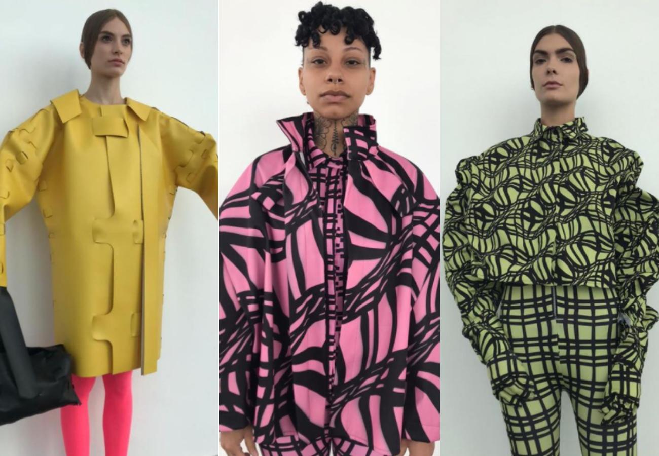 Firma vegana argentina moda
