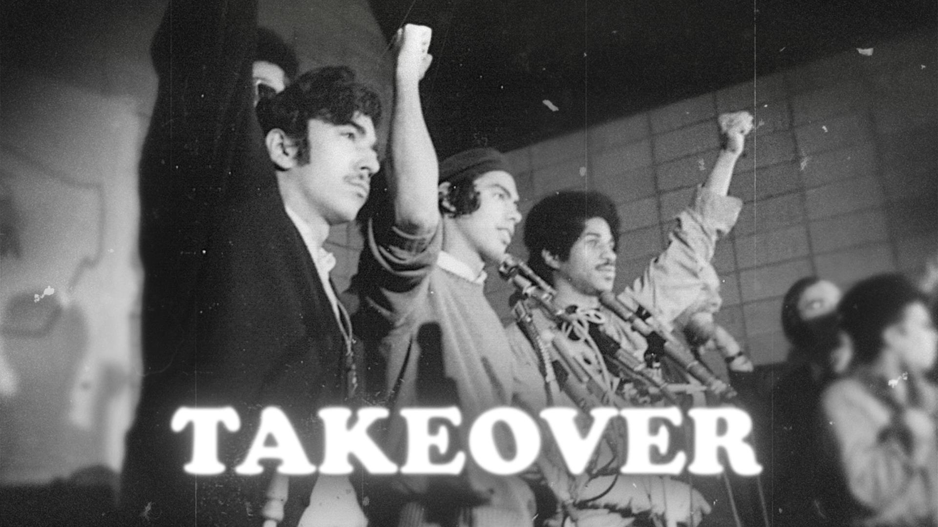 Imagen del cartel del filme Takeover