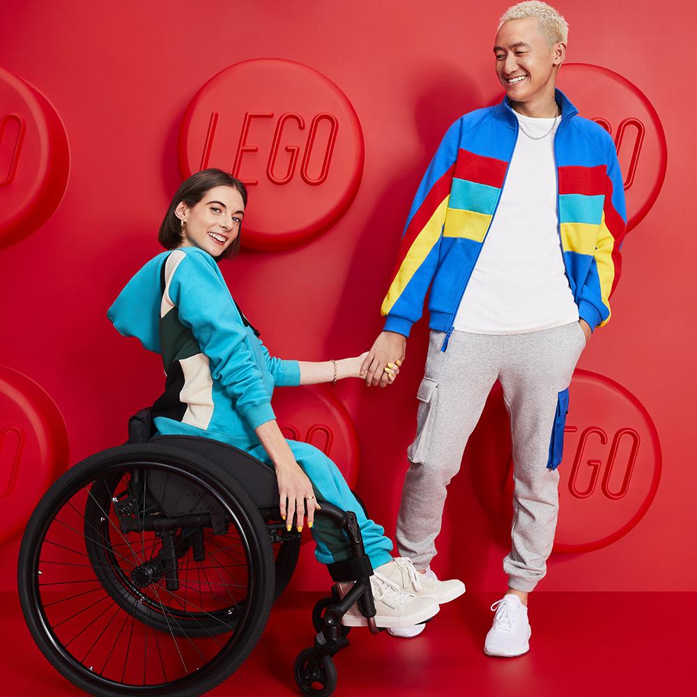 Coleccion de Target x LEGO
