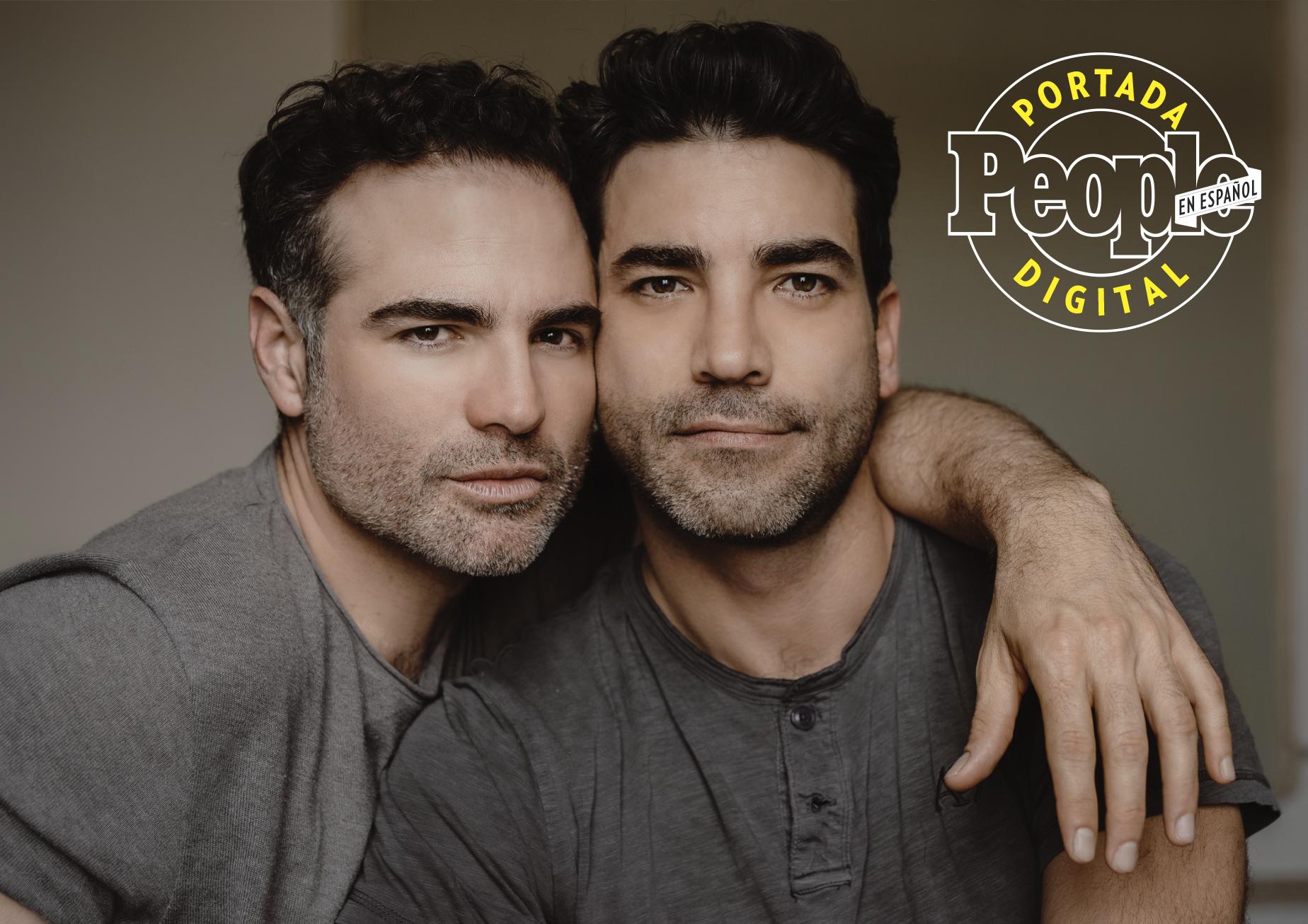 Roberto y Oliver Digital Cover