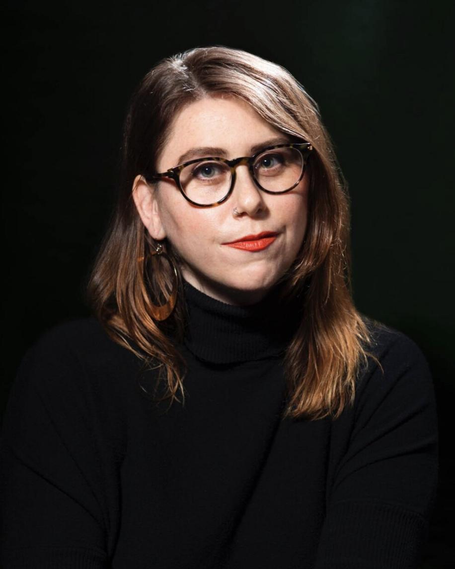 Emma Francis-Snyder, directora del documental 'Takeover'.