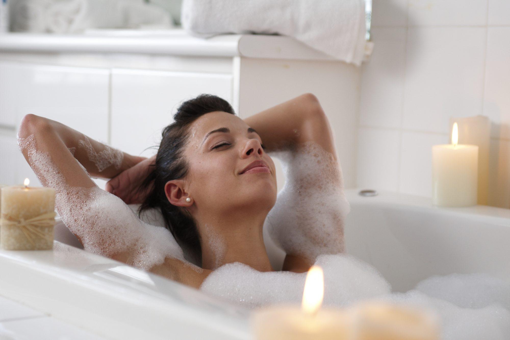 Tips para relajarte en casa