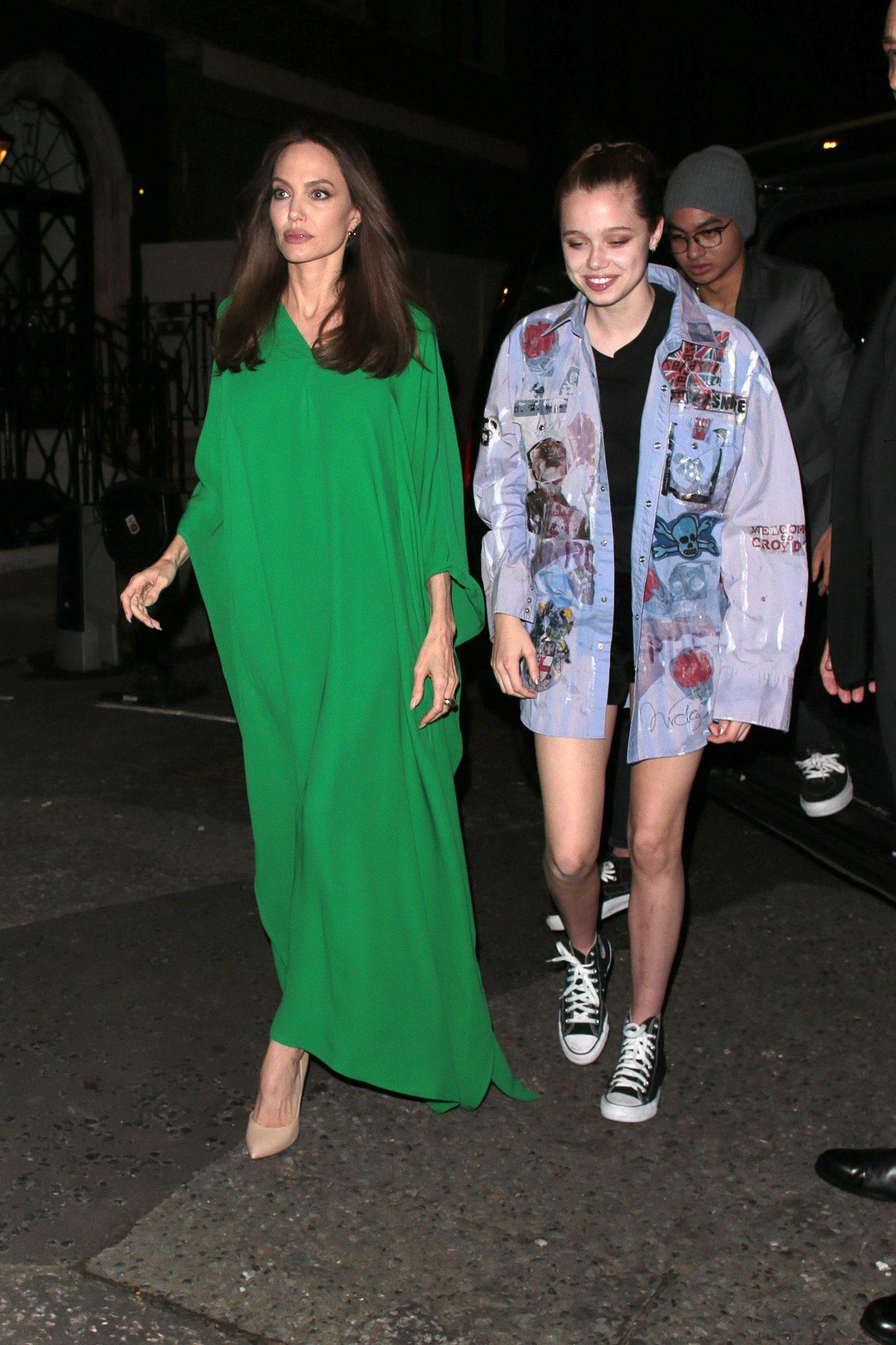 Angelina Jolie, Shiloh Jolie Pitt