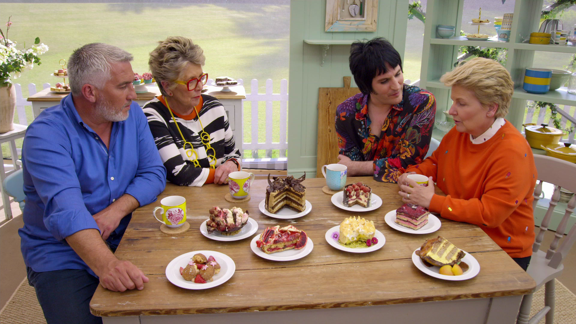 Great British Bake Off