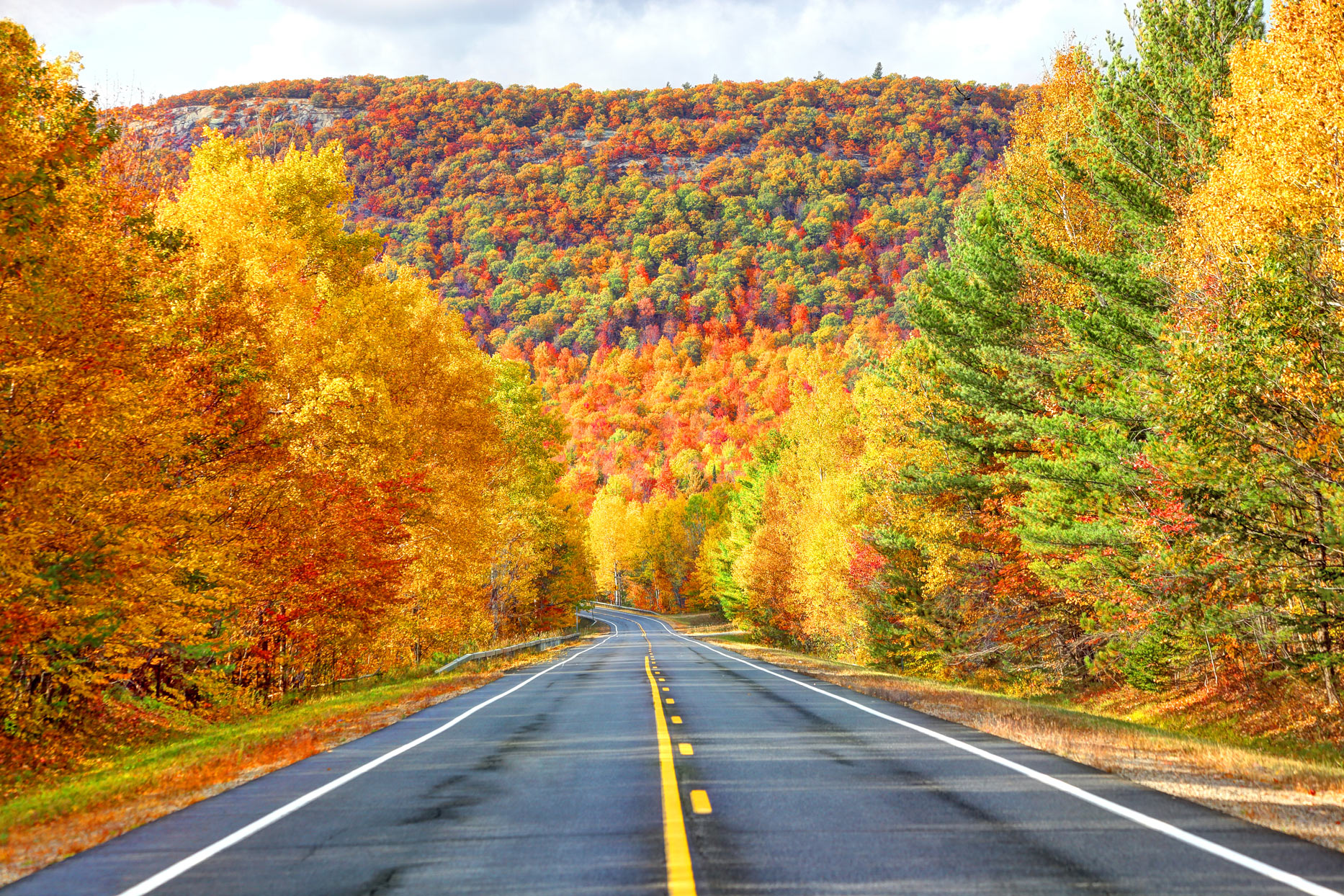 Kancamagus Highway, New Hampshire