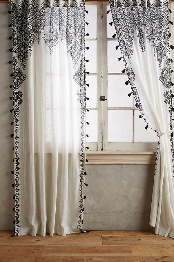 Dressed-up Drapes