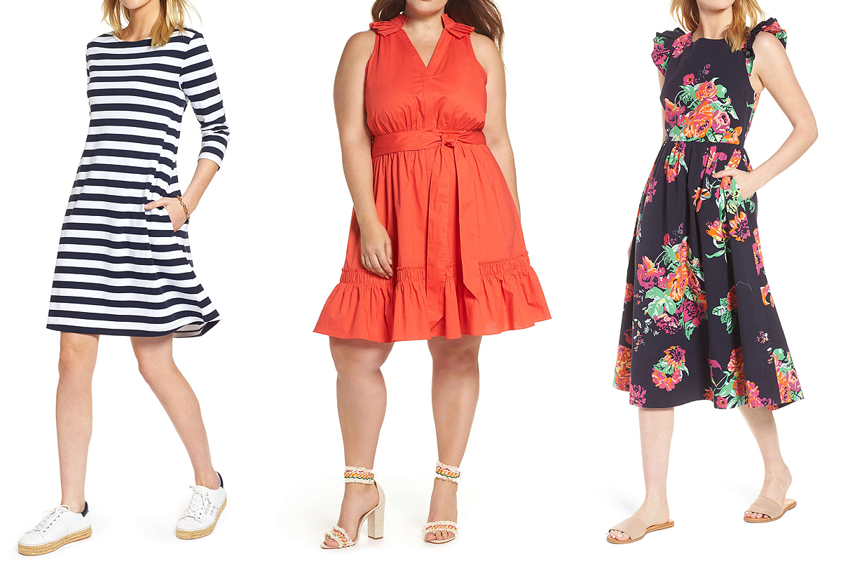 Shopping: 8 Gorgeous Dresses from Nordstrom's New 1901 Line That Are Perfect for Spring
