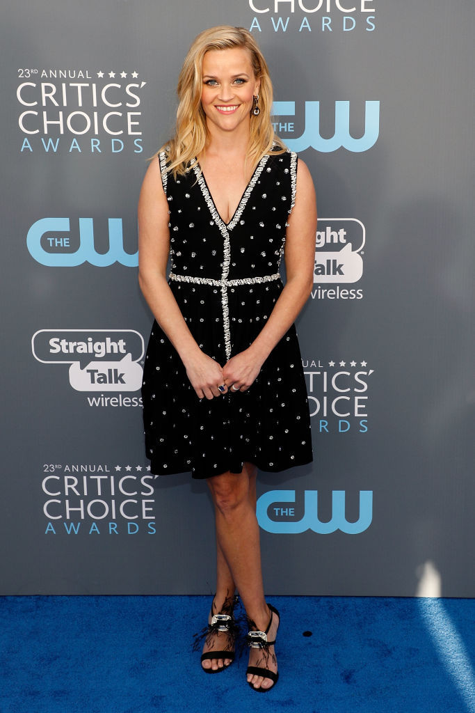 Reese Witherspoon Critics Choice Awards