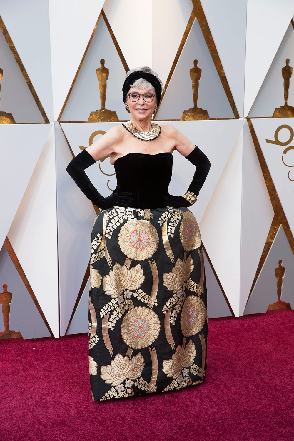 Rita Moreno at Oscars