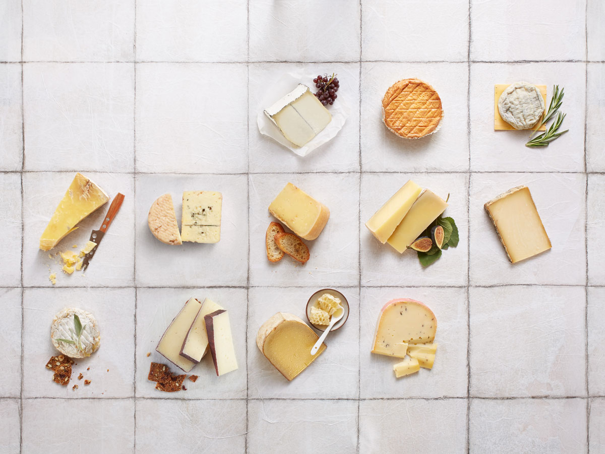 Whole Foods 12 Days of Cheeses
